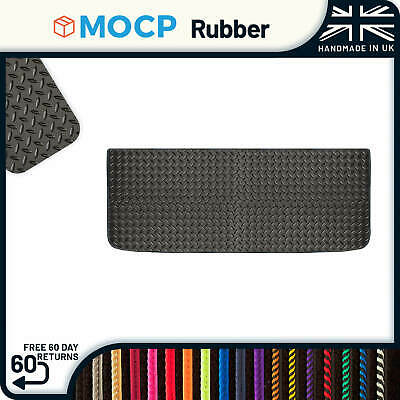 Custom Rubber Boot Mat to fit Ford S-Max 7 Seater 2006-2015