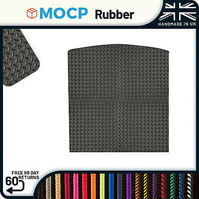 Custom Rubber Boot Mat to fit Audi A4 B6/B7 Saloon 2002-2008