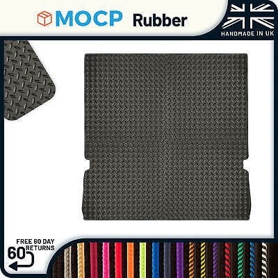 Custom Rubber Boot Mat to fit Ford S-Max 5 Seater 2006-2015