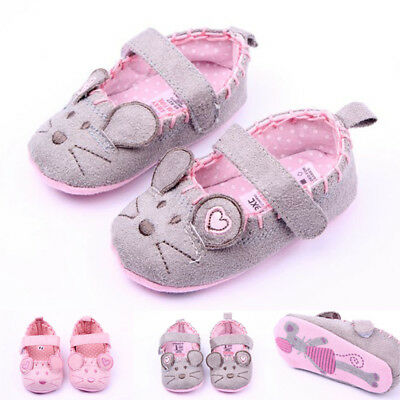 Baby Shoes Toddler Prewalkers Cotton Soft Sole Anti-slip Kid Infant Shoes