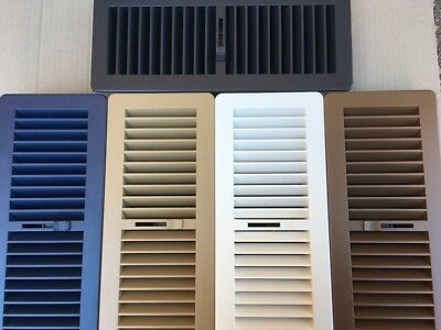 Heating Floor Vents Floor Vent Cover Heating Vent Vents 300x100mm Ducted gas