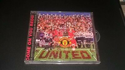 Various Artists - Come On You Reds (20 Manchester United Classics) (CD 1998)
