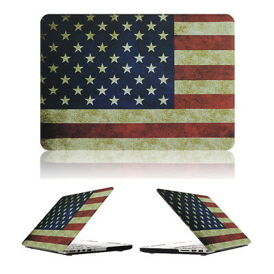 Laptop Shell Protective Hard Case Cover for Macbook Air Pro 11.6/12/13.3/15.4''