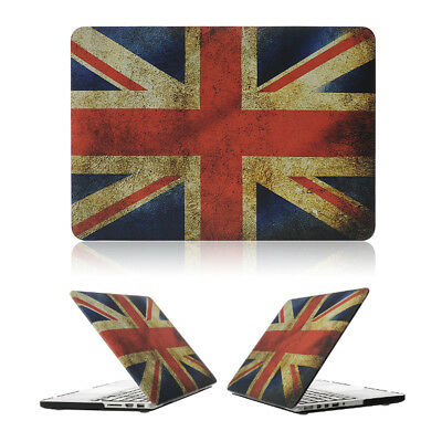 Flag Laptop Protective Hard Case Cover for Macbook Air Pro 11.6/12/13.3/15.4''