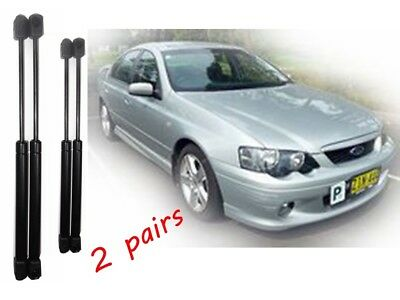 Gas Struts Combo Ford Falcon Fairmont BA BF models 2 PAIRS Bonnet and Boot