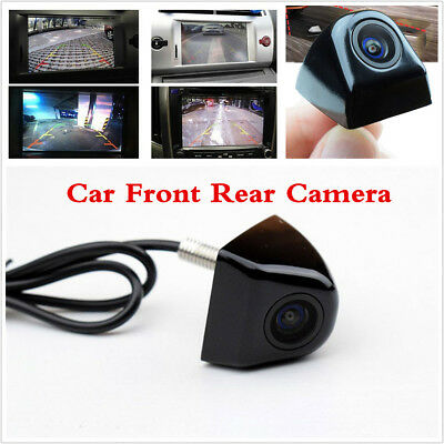 Universal Car Front View Parking Reversing Camera Backup Assistance Night Vision