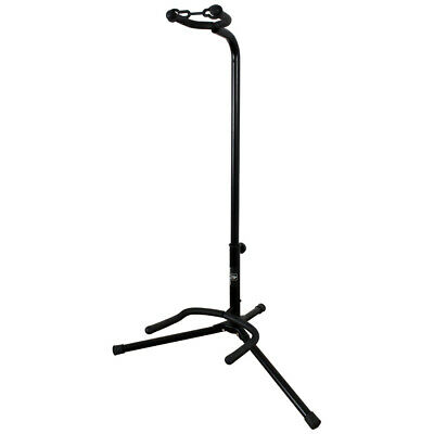 GS-008 Adjustable Folding Stand Acoustic Electric Bass Guitar Studio Hanger