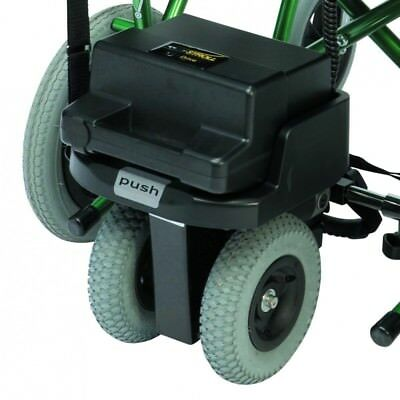 S Drive Dual Wheel Powerstroll Electric Wheelchair Power Pack With Reverse