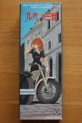 Medicom Toy PRE-ASSEMBLED COLLECTION Fujiko Mine 1st TV Ver. LUPIN THE 3RD Japan