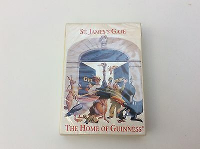 NEW! St. James Gate The Home Of Guinness Deck Of Playing Cards