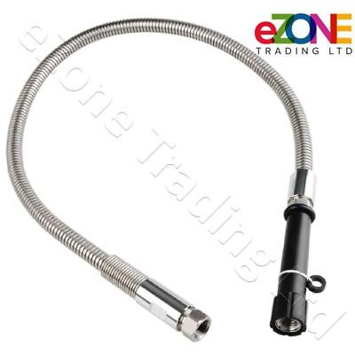Vogue Flex Tube Hose Assembly For Vogue Pre Rinse Spray Clean Stainless Steel