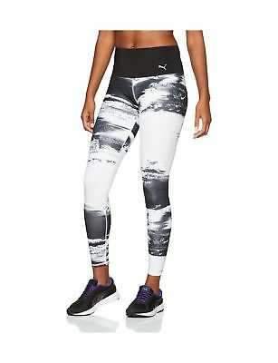 f62d9397bcc42 PUMA WOMEN'S ACTIVE Training Everyday Train Graphic Tights - $24.99 ...