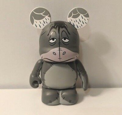 "Vinylmation 3"" Park Set 3 Animation Eeyore from Winnie the Pooh Disney"
