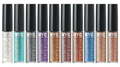 New York Color NYC High Shimmering SPARKLE EYE DUST Loose Powder EYE SHADOW