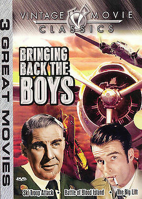 Bringing Back the Boys: Ski Troop Attack/Battle of Blood Island/The Big Lift by