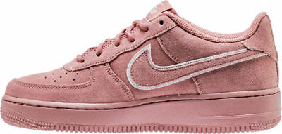 Nike Air Force 1 LV8 Suede Red Stardust/Red Stardust (GS) (AO2285 600)