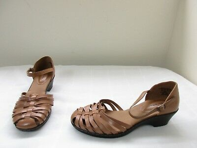 7cf38eb3c818 New Women s Thom McAn Dawna Wedge Sandal Casual Dress Shoes 40542 Wide 49G  pc
