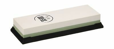 Seido 3000/8000 Grit Combination Corundum Whetstone Knife Sharpening Stone / ...