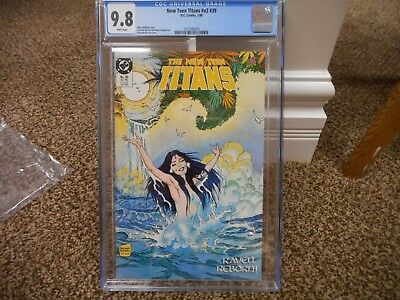 Titans Comics Nude Starfire Issue Ebay
