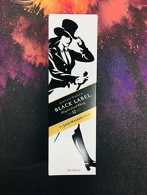 Collectible Johnnie Walker Limited Edition Jane Walker