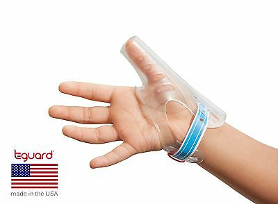 TGuard AeroThumb: Stop Thumb Sucking Treatment Kit (Size: Large) Made in USA