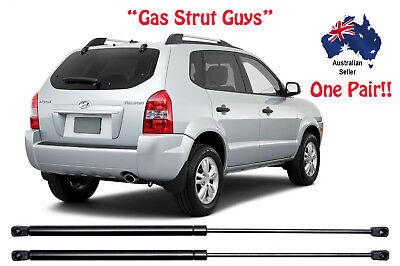 2 x New Gas Struts suit Hyundai Tucson TAILGATE 1st Generation 2005 to 2010