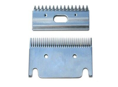 3mm Medium Cut Heavy Duty Horse Clipping Blades for Heiniger Style Clippers
