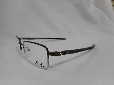 4540fa27cb4 Brand New 100% Authentic Oakley Gauge 5.1 OX5125-0254 Eyeglasses Frame 54mm