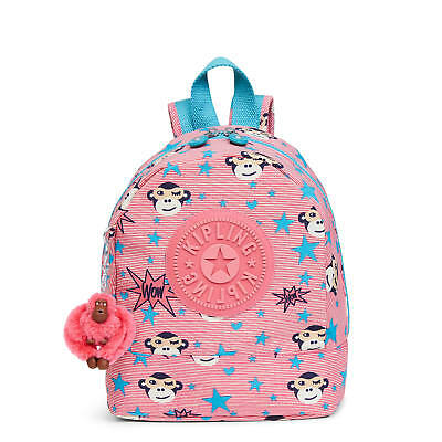 new lower prices look out for buy online KIPLING SIENNA SMALL Printed Kids Backpack - $69.00 | PicClick