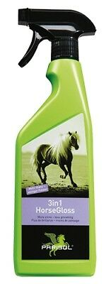 % TOP-ANGEBOT: (€21,30/l) Parisol Horse Gloss 3in1 Glanzspray 750 ml  -NH