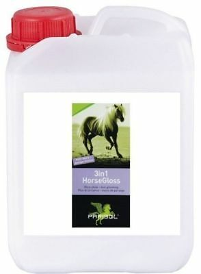 % TOP-ANGEBOT: (€15,55/l) Parisol Horse-Gloss 3 in1 Glanzspray 2,5 l  -NH