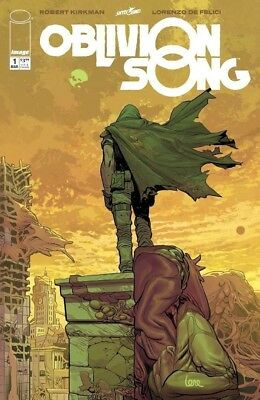 Oblivion Song By Kirkman  #1 Image Comic Book 2018