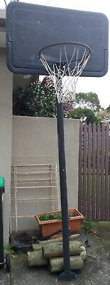 Portable Basketball Hoop Pro Outdoor Stand Ring Backboard Goal System Doncaster