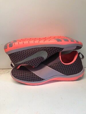 2257312686c4 New Nike Women s Free Connect Training Shoes Purple Shade 843966 500 Size 12