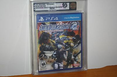 Earth Defense Force 4.1: The Shadow of New Despair (PS4) NEW SEALED MINT VGA 95!