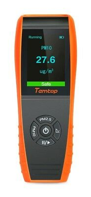 Temtop Air Quality Laser Paticle Detector Professional Meter Accurate Testing fo