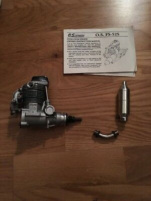 New In Box OS O.S. Four Stroke Engine FS-52S Surpass