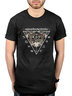 Official A Perfect Circle Outsider T-Shirt Mer De Noms Amotion Deep Cuts