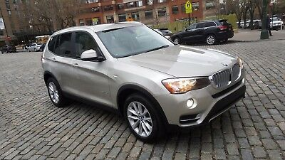 2017 Bmw X3 Sdrive 2017 Bmw X3, Only 2K Miles,navigation,camera,backup Sensors,heated,comfort Acces
