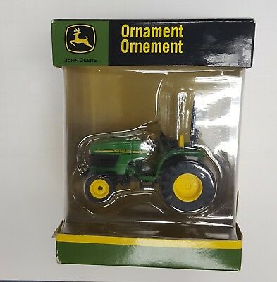 ~NIB John Deere Tractor Ornament~2008~Licensed Product~