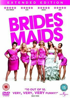 Bridesmaids (DVD, 2011) Extended Edition, Acceptable Condition