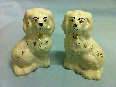 Lovely pair of BESWICK Old English Mantle Dogs ~ Model #1378-7 ~ Perfect
