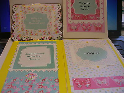 Handmade Homemade Wedding Cards 2 75 Picclick