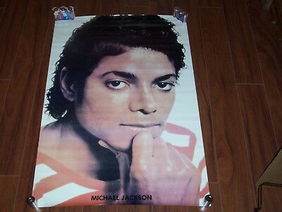 Vintage Original KING OF POP MICHAEL JACKSON POSTER