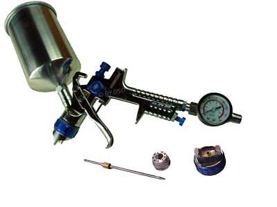 Bergen BER8776 HVLP Spray Gun Kit With Regulator