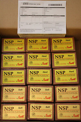 Chavant NSP Clay SOFT 2lbs/906g Sulfur-Free Plasteline Non-Drying Molding Clay