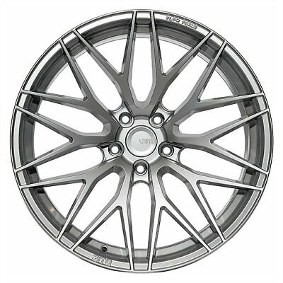 Alloy Wheels 19 Zito 935 Silver For Audi A4 B6 01 05