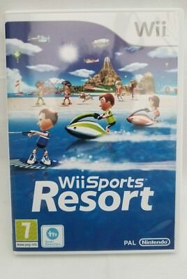 wii sports resort nintendo game complete with manual 7 49 rh picclick co uk wii sports resort instruction manual Wii Cleaning Kit
