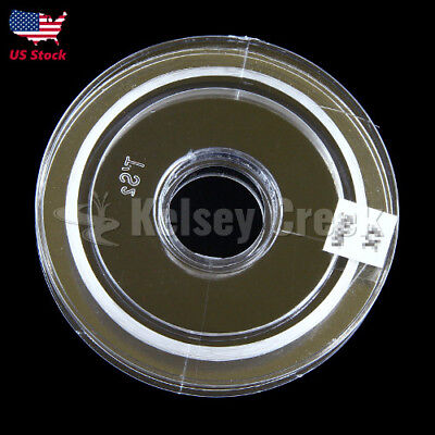 Monofilament tippet for fly-fishing, 50m, 0x-6x. 2- or 3-pack of any size U PICK