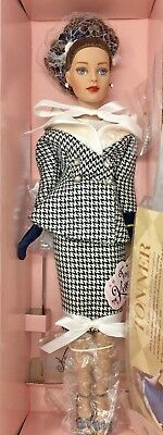 "Tiny Kitty Collier ""SHARPLY SUITED"" 10"" DOLL #KT1303 Tonner (2003) - NRFB"